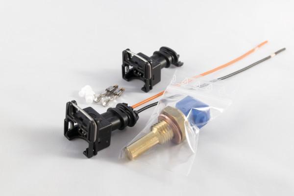 tinyCWA Temperature Sensor NTC M12 - 2 pin